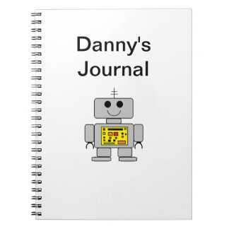"""Cuaderno del """"robot"""""""