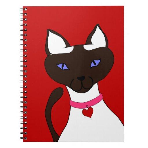 Cuaderno del rojo de Moira del Ronroneo-fect