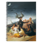 Cuaderno del Sabat de las brujas de Goya
