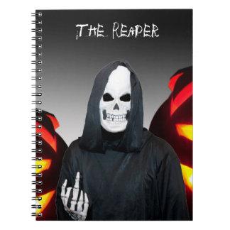 Cuaderno del segador