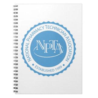Cuaderno del sello de NPTA