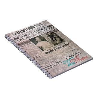 Cuaderno del taller de Velo