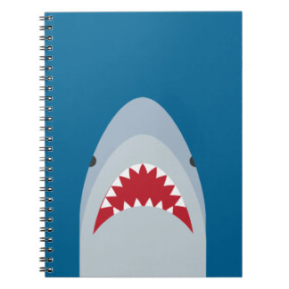 Cuaderno del tiburón