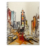 Cuaderno del Times Square