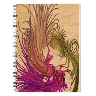 cuaderno del tintineo