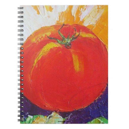 Cuaderno del tomate