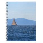 Cuaderno del velero