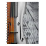 Cuaderno del violín