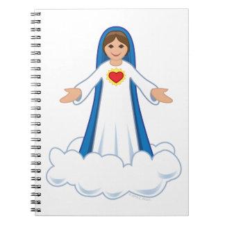 Cuaderno del Virgen María