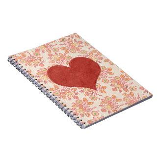 Cuaderno dulce n°4 de la sesión