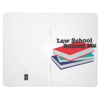 Cuaderno - el colegio de abogados me arruinó