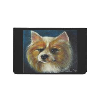 Cuaderno - el gran Pomeranian