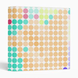 cuaderno en colores pastel 2-01 del modelo de punt