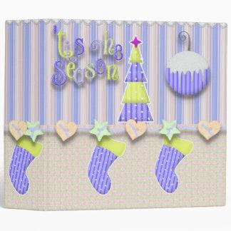 cuaderno en colores pastel de la alegría II del na
