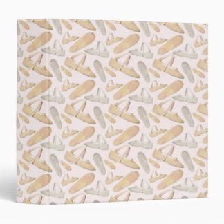 """Cuaderno en colores pastel de los deslizadores de  carpeta 1 1/2"""""""