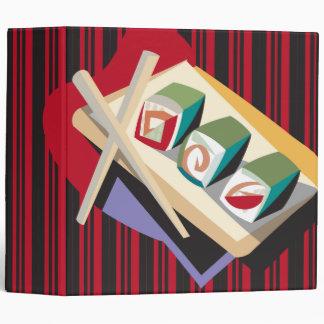 """cuaderno enrrollado del sushi carpeta 2"""""""