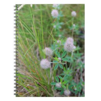 Cuaderno escocés del wildflower