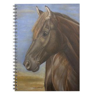 Cuaderno español del caballo