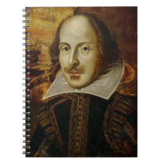 Cuaderno espiral de Shakespeare