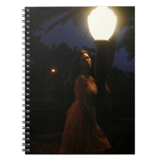 Cuaderno espiral sueños de la princesa por luz ar
