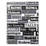 Cuaderno europeo del viajero