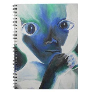 Cuaderno extranjero