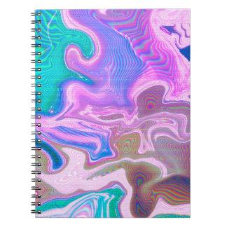 Cuaderno extraño de la deformación