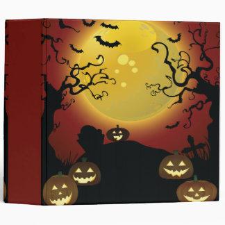 """cuaderno fantasmagórico de Halloween de los árbole Carpeta 2"""""""