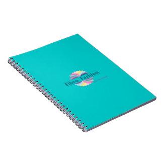 Cuaderno fibro de la moda