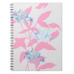 Cuaderno floral de Vervain