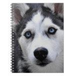 Cuaderno fornido del perrito