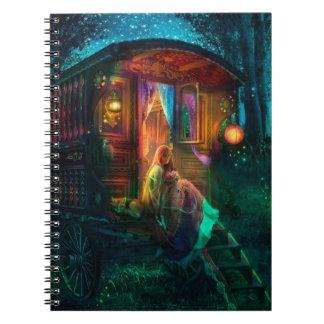 Cuaderno gitano de la luciérnaga