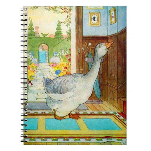 Cuaderno Goosey Goosey del Gander