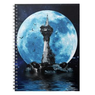Cuaderno gótico de la torre del palo