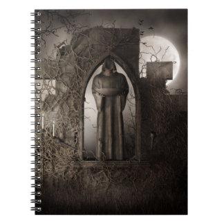 Cuaderno gótico de las ruinas