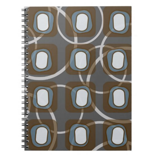 Cuaderno gris de la MOD