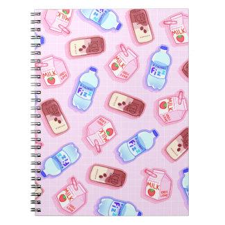 Cuaderno hidratado