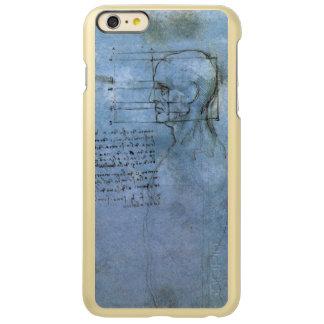 Cuaderno humano de la anatomía de da Vinci