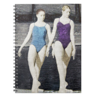 Cuaderno ideal de la bailarina
