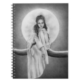 Cuaderno inocente de la hada del corazón
