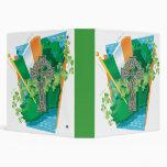 cuaderno irlandés del orgullo