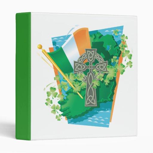 """cuaderno irlandés del orgullo carpeta 1"""""""