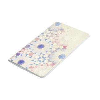 """""""Cuaderno islámico de la geometría de la flor del Cuaderno"""