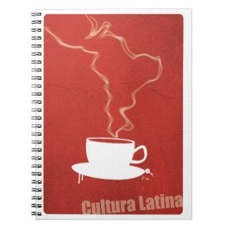 Cuaderno latino de la cultura