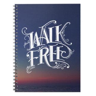 """Cuaderno libre del """"paseo"""""""
