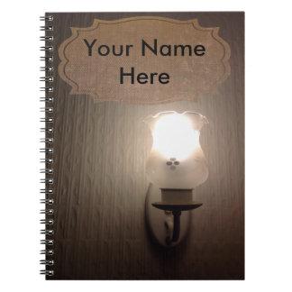 Cuaderno ligero del aplique