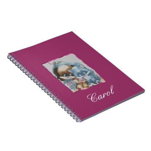 Cuaderno lindo