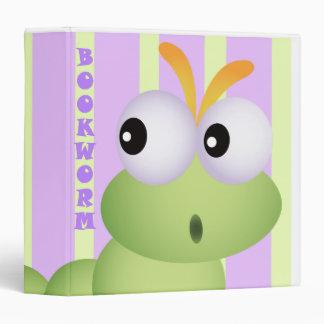 """Cuaderno lindo del ratón de biblioteca carpeta 1 1/2"""""""