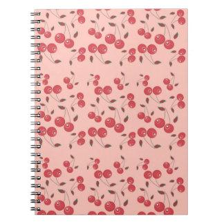 Cuaderno lindo y del kitsch del vintage de la