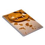 Cuaderno loco de la galleta